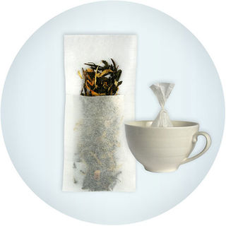 Fill Your Own Tea Bags Cup Size