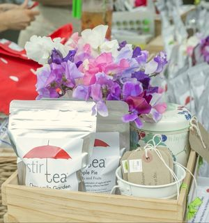Stir Tea Packaging & Reducing Waste