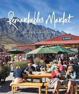QT Magazine - Stir Tea and Remarkables Market